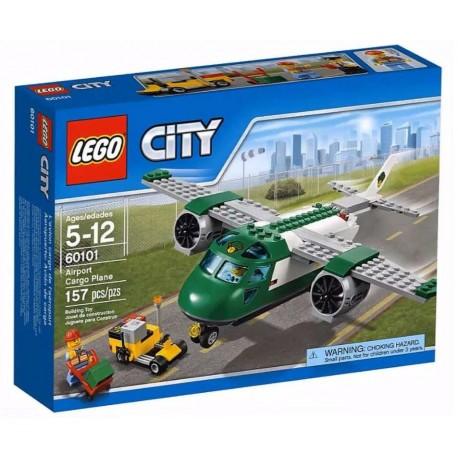 Lego City Samolot Transportowy 60101