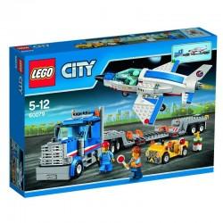 Lego City Transporter odrzutowca 60079