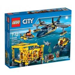 Lego City Głębinowa baza 60096
