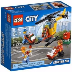 Lego City Lotnisko - zestaw startowy 60100