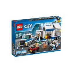 Lego City Mobilne centrum dowodzenia 60139