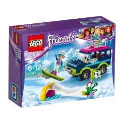 Lego Friends Wycieczka samochodem terenowym 41321