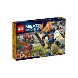 Lego Nexo Knights Mech czarnego rycerza 70326