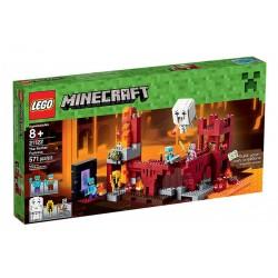 Lego Minecraft Forteca Netheru 21122