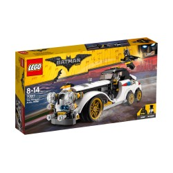 Lego Batman Arktyczny samochód Pingwina 70911