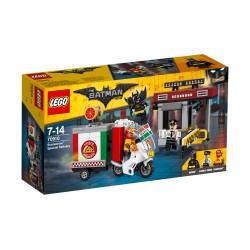Lego Batman Przesyłka specjalna Scarecrowa 70910
