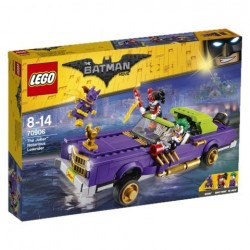 Lego Batman Lowrider Jokera 70906