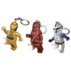 Lego Led Lite Star Wars Captain Rex, C-3PO i inni