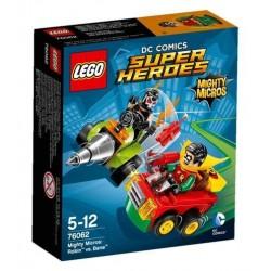 Lego Super Heroes Robin kontra Bane 76062