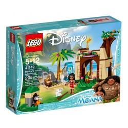 Lego Disney Przygoda Vaiany na wyspie 41149