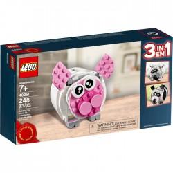 Lego Mini Świnka - skarbonka 40251