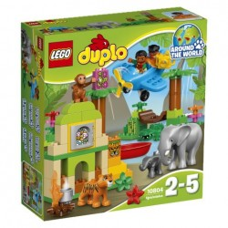 Lego Duplo Dżungla 10804