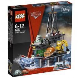 LEGO Auta Ucieczka z platformy wiertniczej 9486