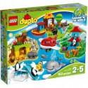 Lego Duplo Dookoła Świata 10805