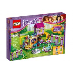 Lego Friends Plac zabaw w Heartlake 41325