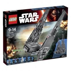 Lego Star Wars Wahadłowiec Kylo Rena 75104