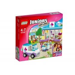 Lego Juniors Lecznica dla zwierząt Mii 10728