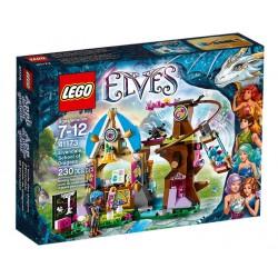 Lego Elves Szkoła Smoków w Elvendale 41173