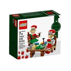 Pomocnicy Świętego Mikołaja LEGO 40205