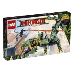 Lego Mechaniczny smok zielonego ninja 70612