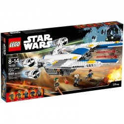 Lego Star Wars Myśliwiec U-wing Rebeliantów 75155