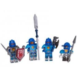 Zestaw do budowania armii LEGO NEXO KNIGHTS 853515