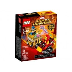 Lego Super Heroes Iron Man kontra Thanos 76072