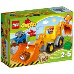 Lego Duplo Koparko - Ładowarka 10811