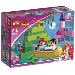 Lego Duplo Princess Magiczna Łódka Arielki 10516