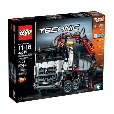 Lego Technic Mercedes-Benz Arocs 3245, 42043