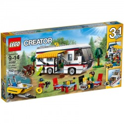Lego Creator Wyjazd na wakacje 31052