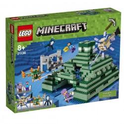 Lego Minecraft Oceaniczny monument 21136