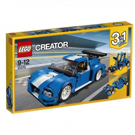 Lego Creator Track Racer Turbo 31070