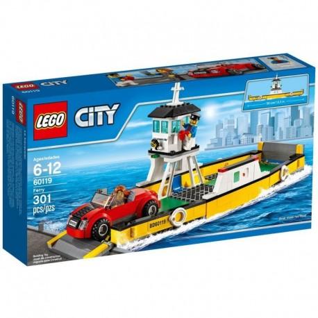 Lego City Prom 60119
