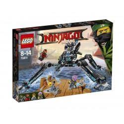 Lego Ninjago Nartnik 70611