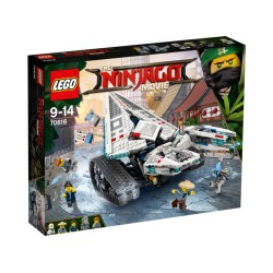 Lego Ninjago Lodowy pojazd pancerny 70616