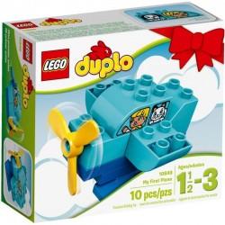 Lego Duplo Mój pierwszy samolot 10849