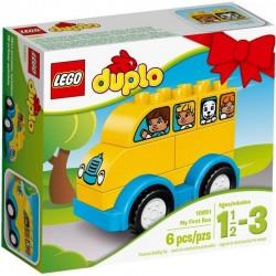 Lego Duplo Mój pierwszy autobus 10851