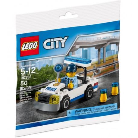 Saszetka LEGO City Samochód policyjny 30352