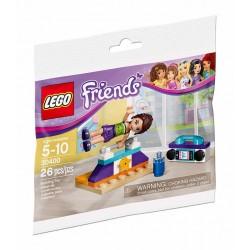 Sszetka LEGO Friends Gimnastyczka 30400