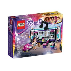 Lego Friends Studio nagrań gwiazdy Pop 41103