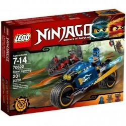 LEGO Ninjago Pustynna Błyskawica 70622