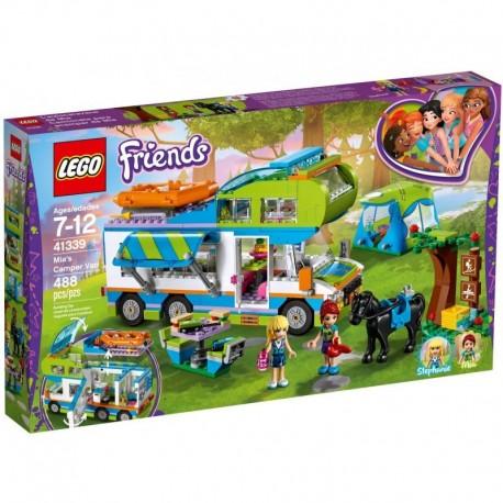 Lego Friends Samochód kempingowy Mii 41339