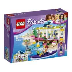 Lego Friends Sklep dla surferów w Heartlake 41315