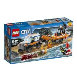 Lego City Terenówka szybkiego reagowania 60165
