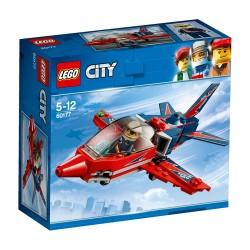 Lego City Odrzutowiec pokazowy 60177