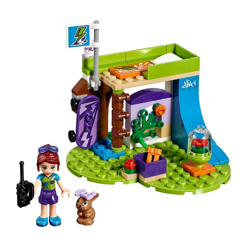 Lego Friends Sypialnia Mii 41327 Zabafffki