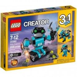 Lego Creator Robot-odkrywca 31062