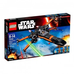 Lego Star Wars X-Wing Fighter™ Poe'a 75102