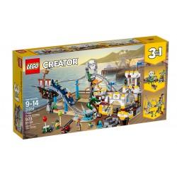 Lego Creator Piracka kolejka górska 31084